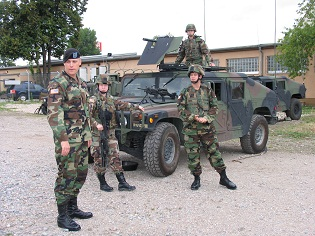 2005 - Saksa, Heidelberg - Mp 272nd Co:n